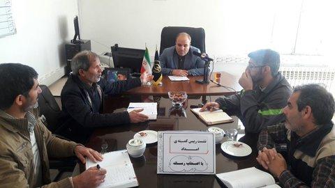 مسئول کمیته امداد بجستان