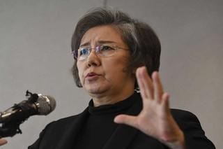 (Yanghee Lee) «یانگی لی» فرستاده ویژه سازمان ملل در امور حقوق بشر میانمار