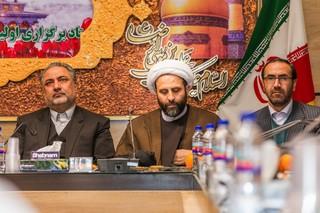 اولین جلسه ستاد برگزاری کنگره شهدای مدافع حرم