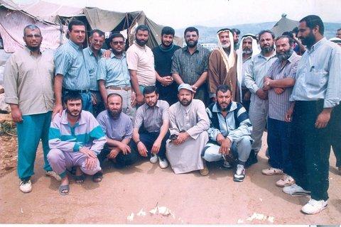 اردوگاه مرج الزهور