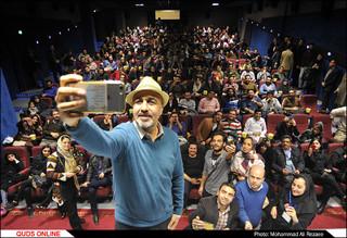 اولین روز پانزدهمین جشنواره فیلم فجر مشهد در پردیس اطلس