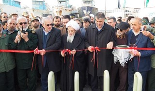 افتتاح موزه دفاع مقدس مازندران