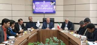 نشست ستاد بازسازی مناطق زلزله زده خراسان شمالی