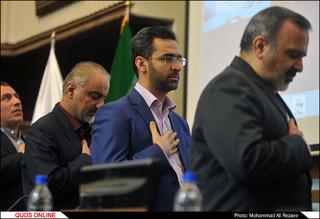 افتتاح 727 طرح مخابراتی با حضور وزیر ارتباطات در مشهد