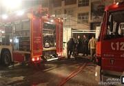 بیش از ۱۰۰ نیروی عملیاتی در ایستگاه های آتش نشانی قزوین مستقر می شوند