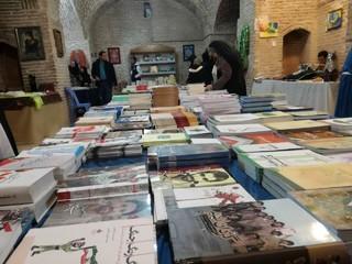 نمایشگاه کتاب در تربت جام