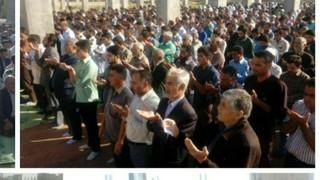 نمازجمعه شهرستان جوین