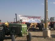 غائله کشاورزان وقتی جمع می شود که در چارچوب قانون پاسخ  بگیرند