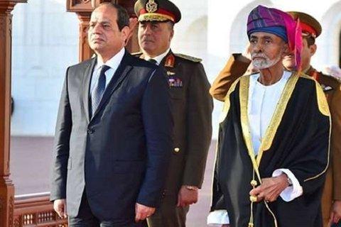 مصر و عمان