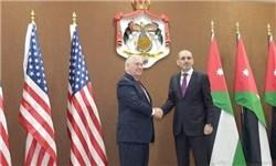 آمریکا و اردن