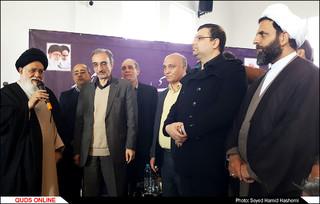 افتتاح شش مسجد در بوستان های مشهد