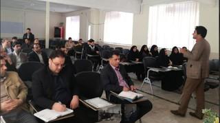 برگزاری کارگاه خلاقیت در تربت جام
