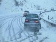 اجتناب از سفرهای غیرضروری/ بارش برف و باران در تمام محورهای قزوین ادامه دارد