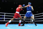 کتک زدن داور در مسابقه بوکس یاسوج