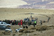 فیلم/ تا این لحظه اثری از لاشه هواپیمای مسافربری پیدا نشده است