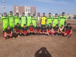 فوتبال 7 نفره شهرستان جوین
