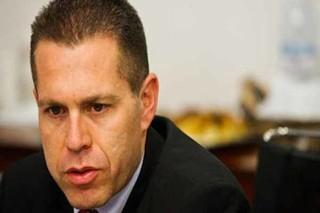 «گلعاد اردان» وزیر امنیت داخلی رژیم صهیونیستی