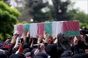 هشت شهید گمنام دفاع مقدس در بجنورد تشییع شدند