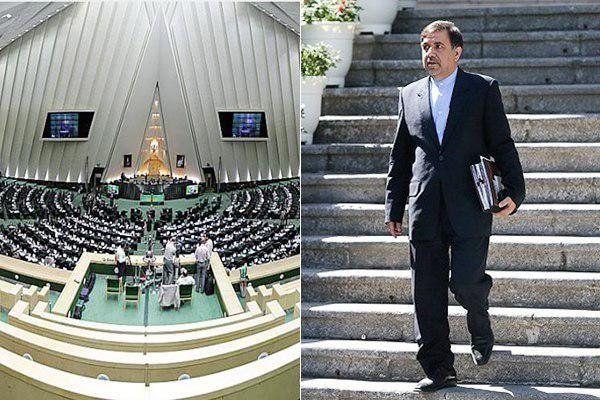 گزارش از جلسه استیضاح وزیر راه؛ از پیشنهاد رشوه به قضات تا دفاع حضرتی از آخوندی