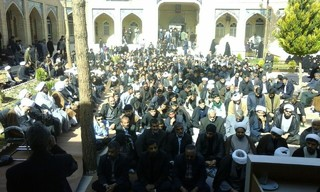 تجمع طلاب گناباد