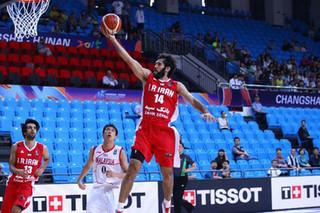 تیم ملی بسکتبال ایران - صمد نیکخواه بهرامی