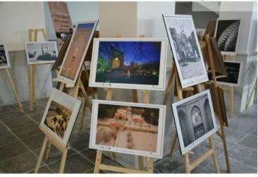 اختتامیه جشنواره ملی عکس وحدت در تربت جام