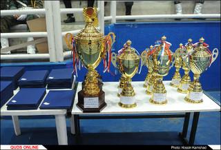 اختتامیه پنجمین جشنواره فرهنگی ورزشی یگانهای ویژهناجا / گزارش تصویری