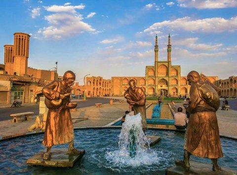 همایش میراث جهانی در یزد
