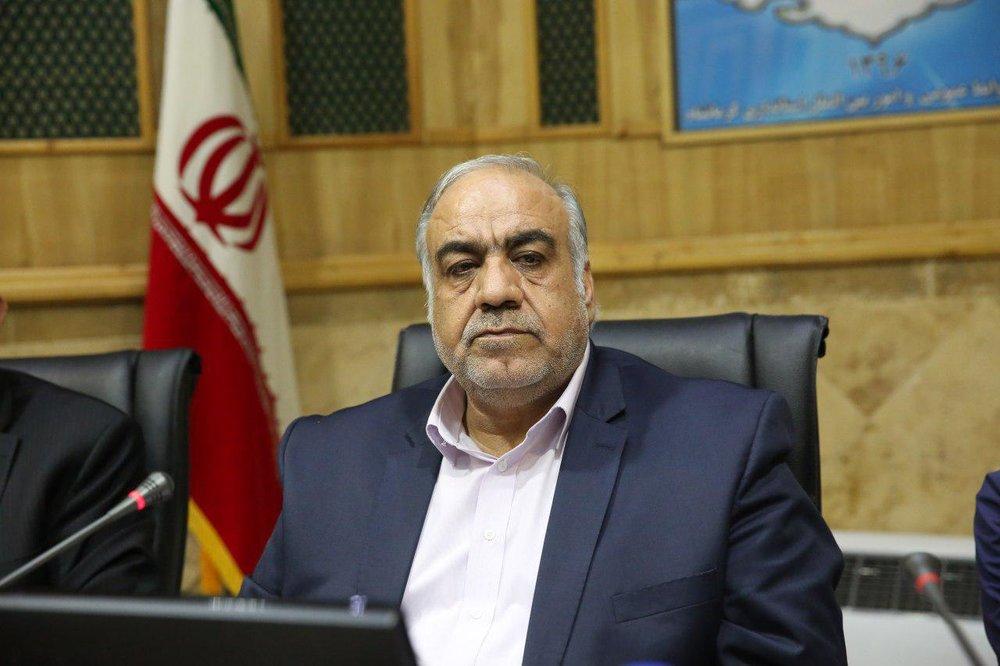 استاندار کرمانشاه - هوشنگ بازوند