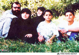 شهید سید عباس موسوی