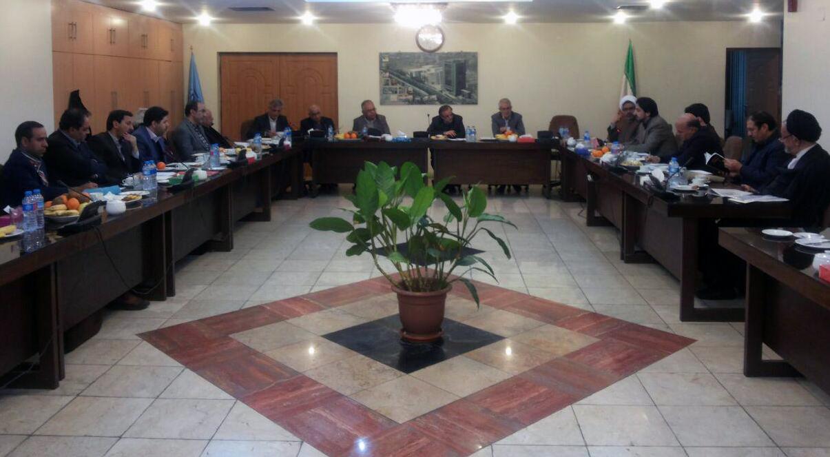 جلسه هیات امنای انجمن آثار و مفاخر فرهنگی استان کرمان