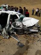 تصادفی در خرمآباد منجر به کشته شدن یک نفر شد