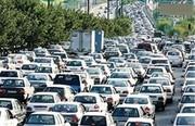 قفل سنگین ترافیک بر پای شهر دوچرخه ها
