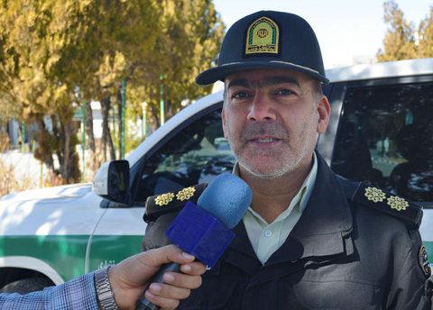 رئيس پليس مبارزه با مواد مخدر استان