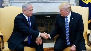 ترامپ - نتانیاهو