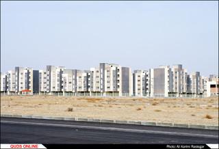 افتتاح طرح های عمرانی شهر جدید گلبهار