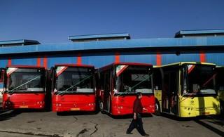ناوگان اتوبوس