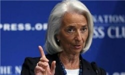 کریستینلاگاردرئیس صندوق بینالمللی پول