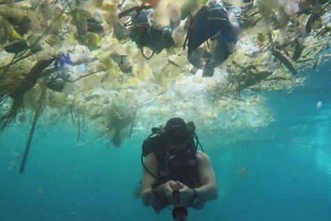 زباله دریایی