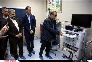 افتتاح مرکز اصلاح عیوب انکساری چشم بیمارستان فوق تخصصی رضوی