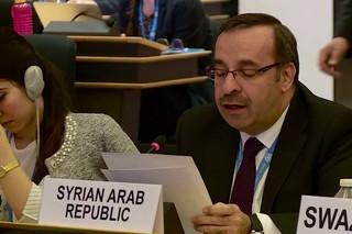 نماینده سوریه در سازمان ملل