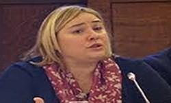 «ماریا آنتونیا کالفو» رئیس هیات اتحادیه اروپا