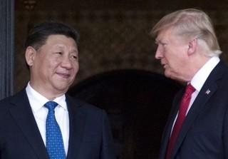 ترامپ و رئیسجمهور چین