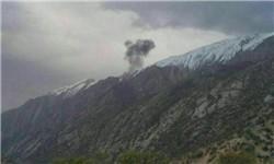 سقوط هواپیمای ترکیهای