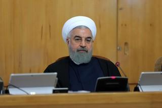 روحانی در هیئت دولت