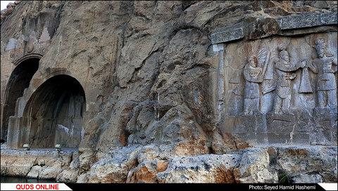 طاق بستان کرمانشاه