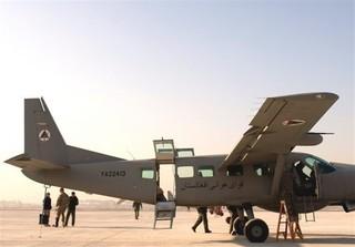 هواپیمای «AC-۲۰۸» افغانستان