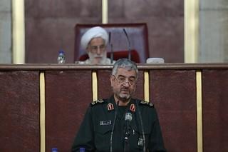 سردار جعفری در اجلاس مجلس خبرگان: