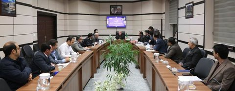 نشست کمیسیون ایمنی راه های استان