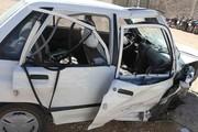 یک کشته و ۲ مصدوم حاصل واژگونی سواری پراید در قزوین